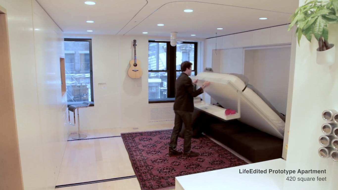 House design documentary -  Minimalist Apartment