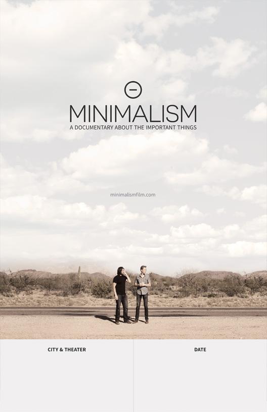 minimalism documentary about important things, dokument warty obejrzenia, dokument o minimalizmie